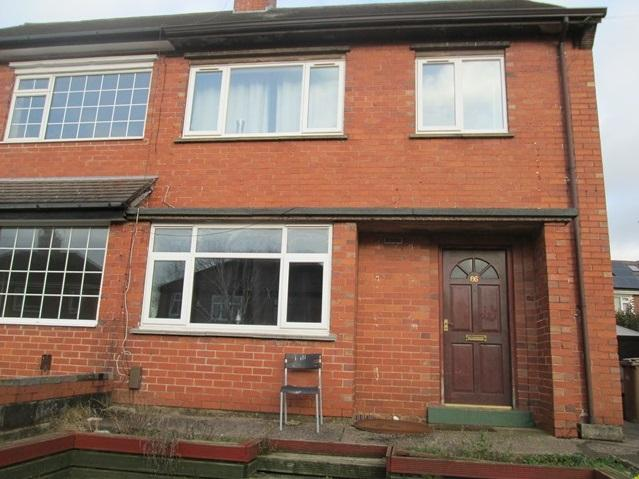 3 Bedrooms Semi Detached House for sale in RIVERSIDE ROAD, TRENT VALE, STOKE-ON-TRENT