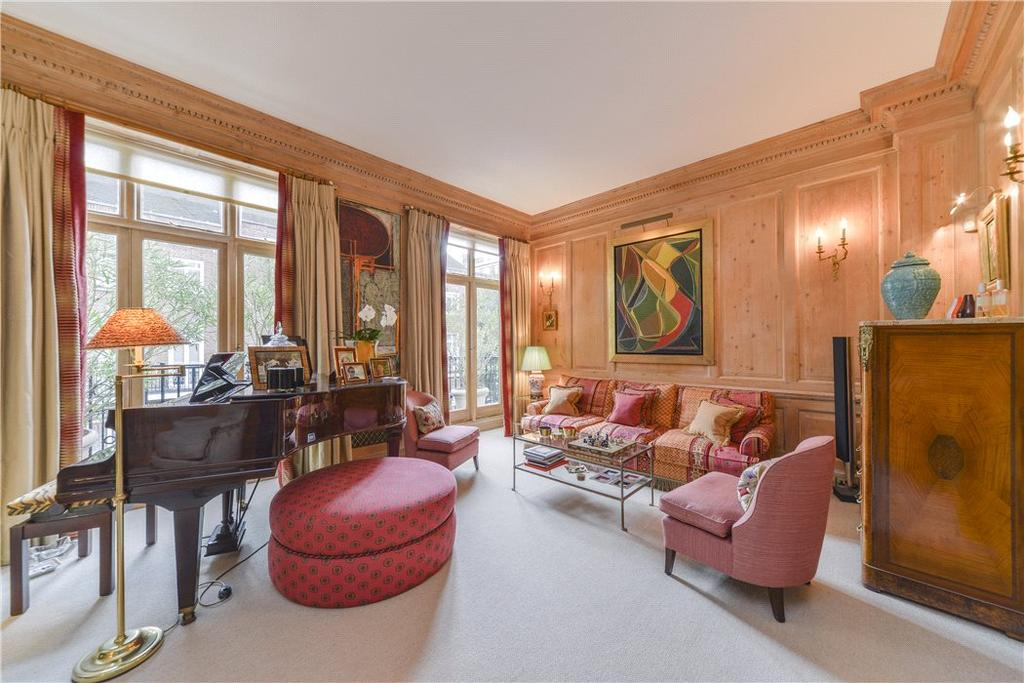 8 Bedrooms Terraced House for sale in Gloucester Square, Hyde Park, London, W2