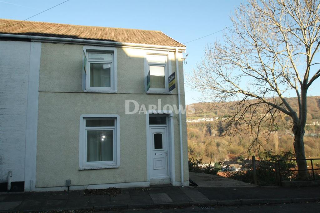 5 Bedrooms End Of Terrace House for sale in Cliff Terrace, Treforest