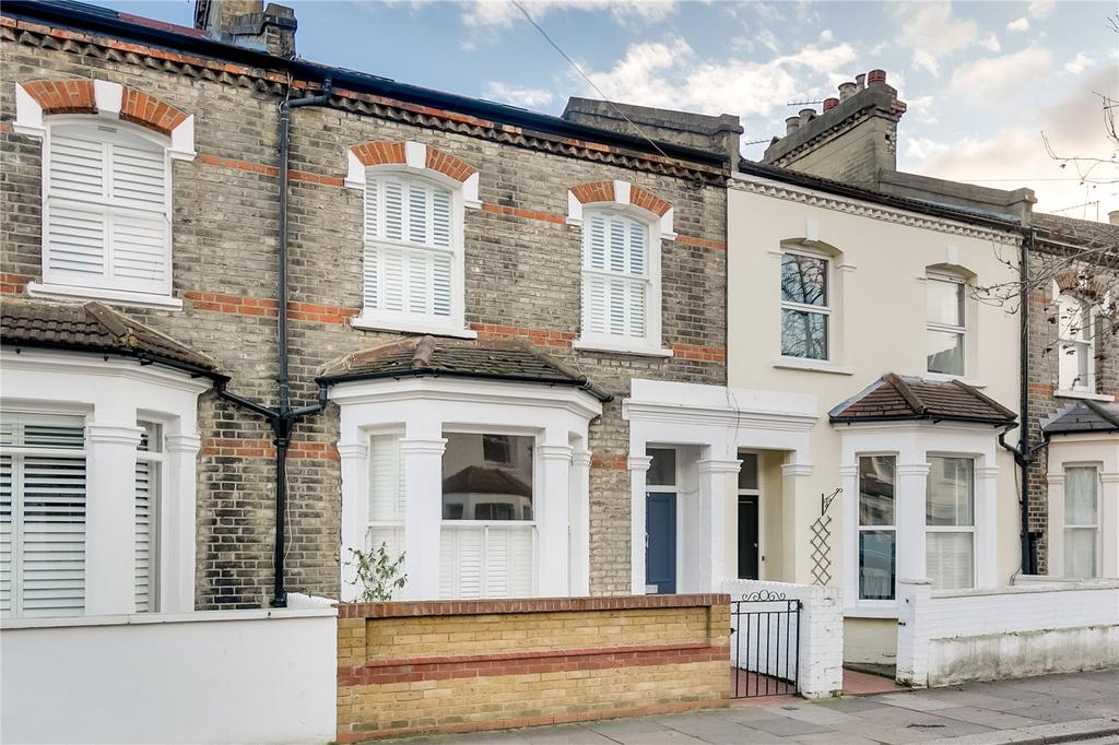 4 Bedrooms Terraced House for sale in Prothero Road, Fulham, London