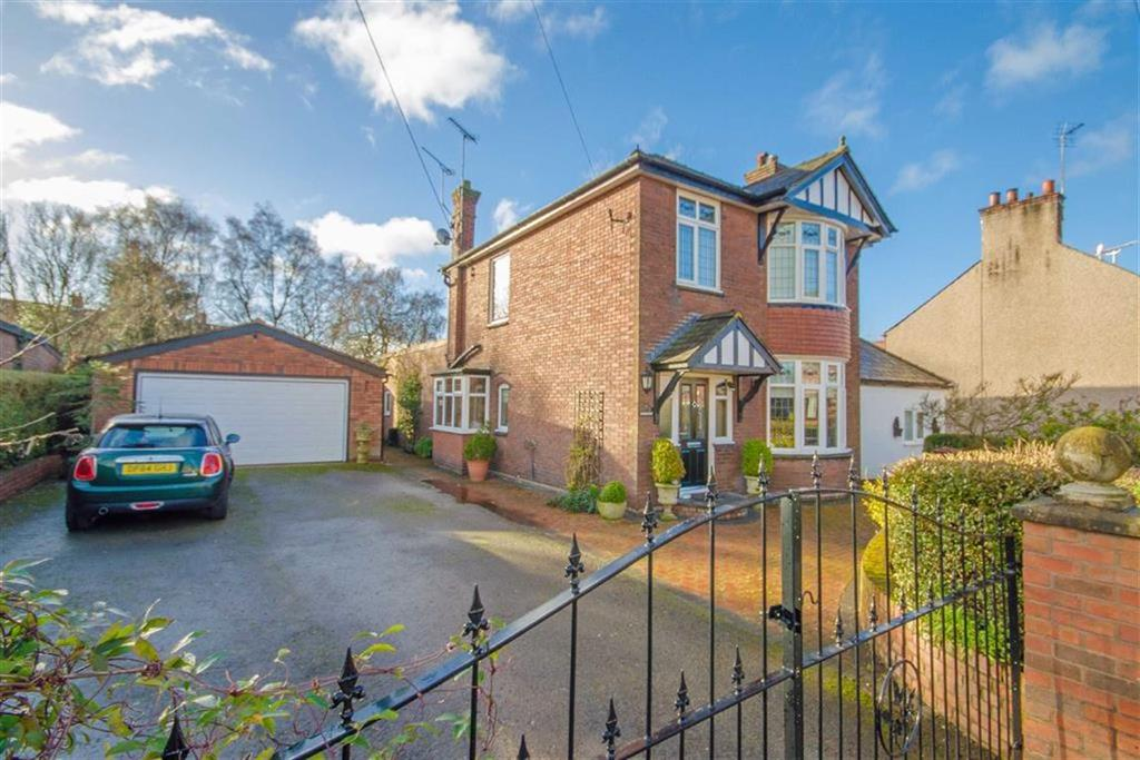 4 Bedrooms Detached House for sale in Mold Road, Buckley, Buckley