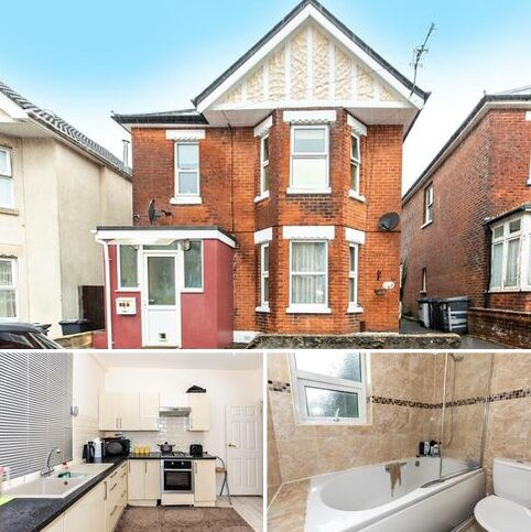 1 bedroom ground floor flat for sale - Muscliffe Road, 1 DOUBLE BEDROOM FLAT with PRIVATE GARDEN