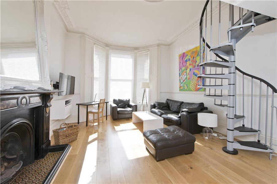 Studio Flat for sale in Oxford Gardens, North Kensington W10
