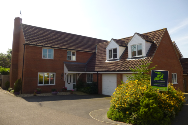5 Bedrooms Detached House for sale in Woodland View, Spilsby, Lincolnshire, PE23