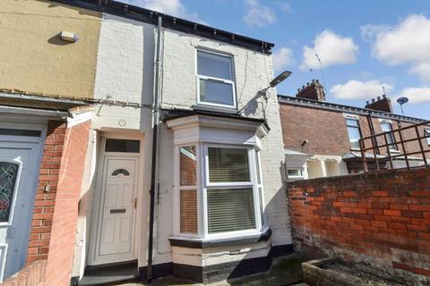 2 bedroom terraced house to rent - Northfield Villas, Rosmead Street, Hull