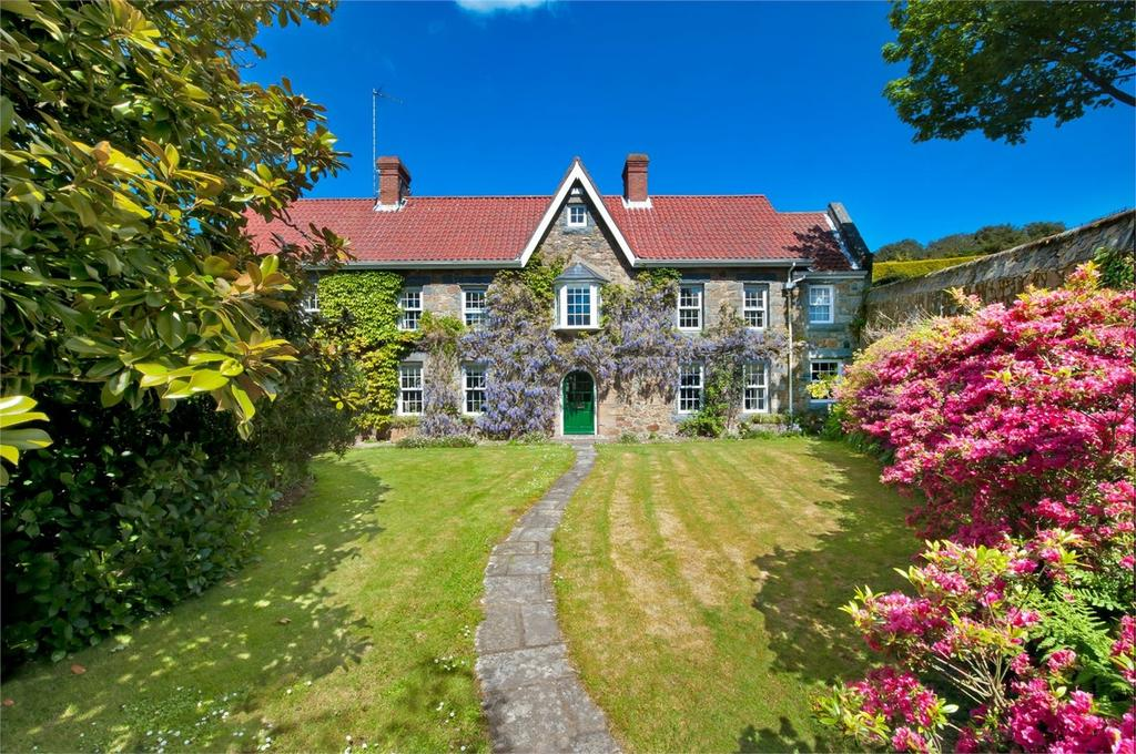 5 Bedrooms Detached House for sale in Le Varclin, St Martin's