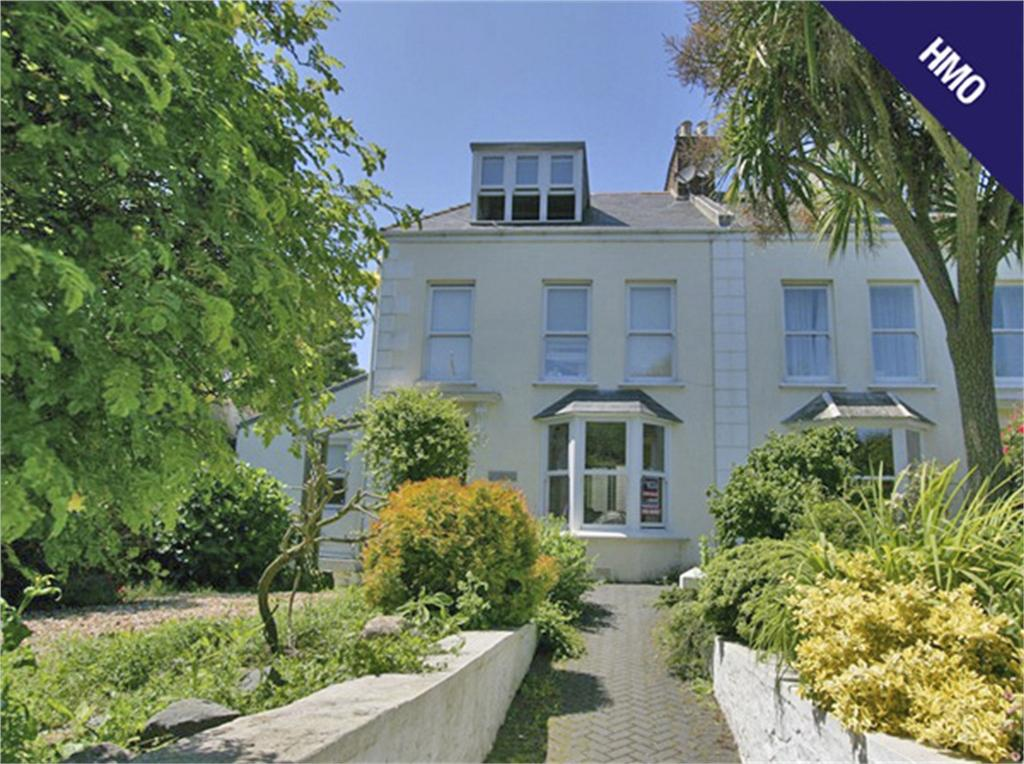 4 Bedrooms End Of Terrace House for sale in Mayfield, Queen's Road, St Peter Port