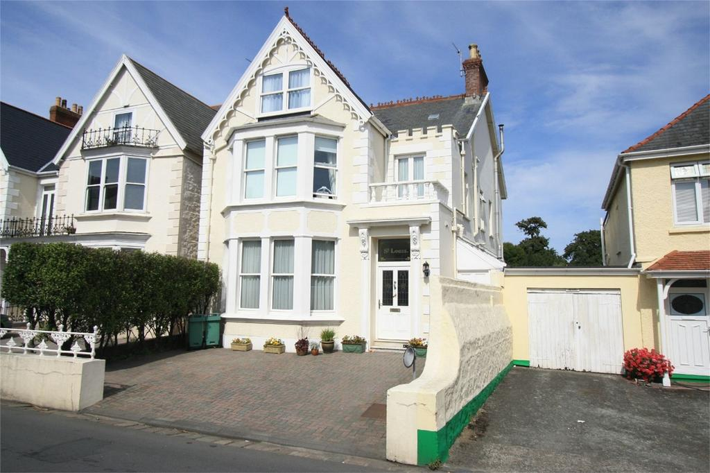 4 Bedrooms Detached House for sale in St Louis, Doyle Road, St Peter Port