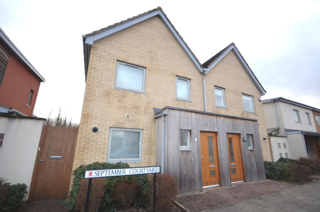 3 Bedrooms Semi Detached House for sale in The Staithes