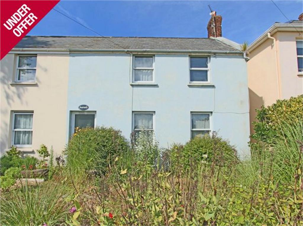 2 Bedrooms Semi Detached House for sale in Stuartville, Braye Road, Vale, TRP 105