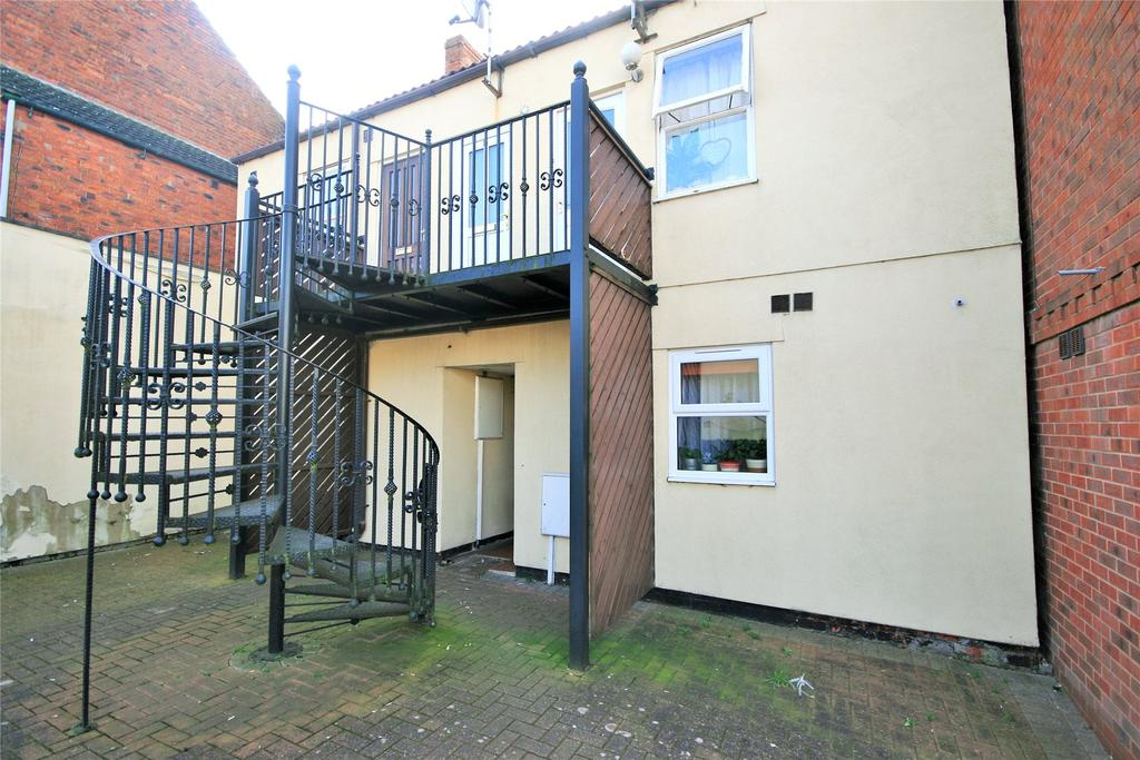 1 Bedroom Flat for sale in St Johns Court, Brewery Hill, NG31
