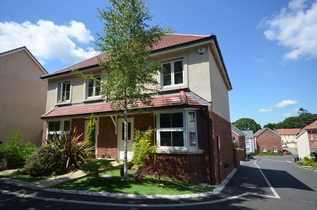 4 Bedrooms House for sale in Woodhayes Close, Dawlish, EX7