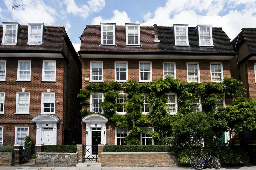 4 Bedrooms Terraced House for sale in Yeoman's Row, Knightsbridge,, London, SW3