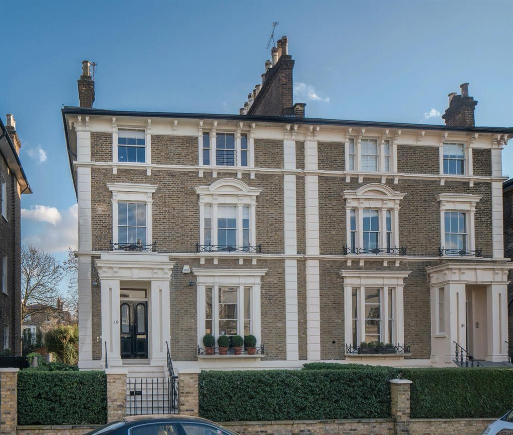 5 Bedrooms Semi Detached House for sale in Carlton Hill, St Johns Wood