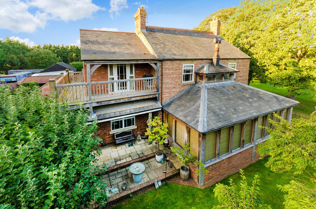 4 Bedrooms Detached House for sale in Dozens Bank, West Pinchbeck