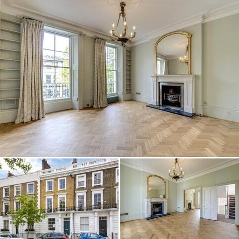 4 bedroom terraced house to rent - Westbourne Park Road, Bayswater, London, W2