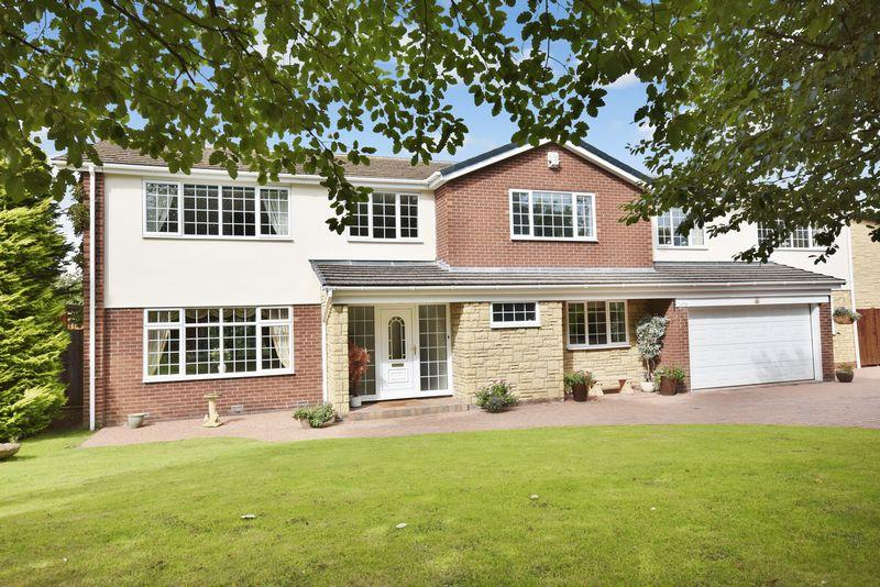 5 Bedrooms Detached House for sale in Wentworth Court, Darras Hall, Ponteland, Newcastle-upon-Tyne