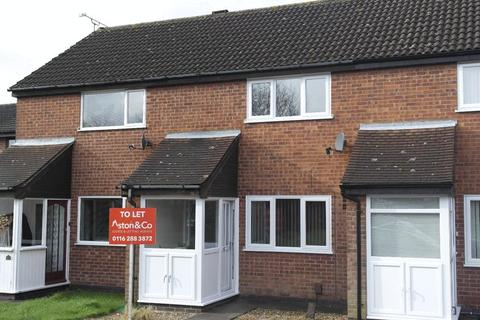 2 bedroom terraced house to rent - Alport Way, Wigston Meadows