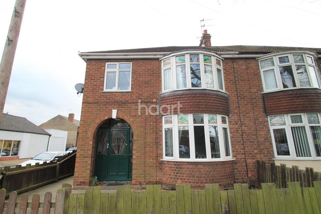 3 Bedrooms Semi Detached House for sale in Carholme Road, Lincoln