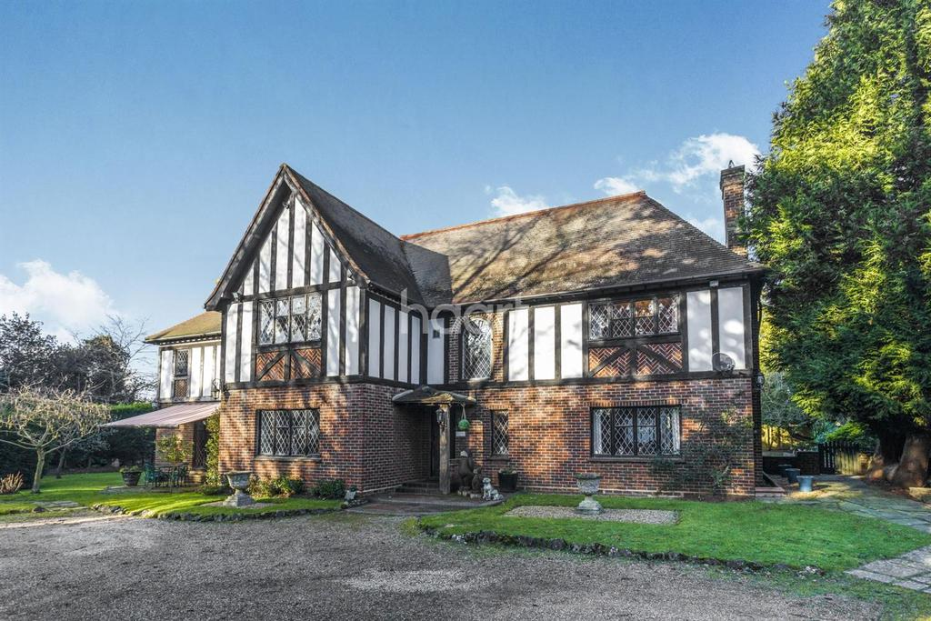 5 Bedrooms Detached House for sale in East Street, West Malling