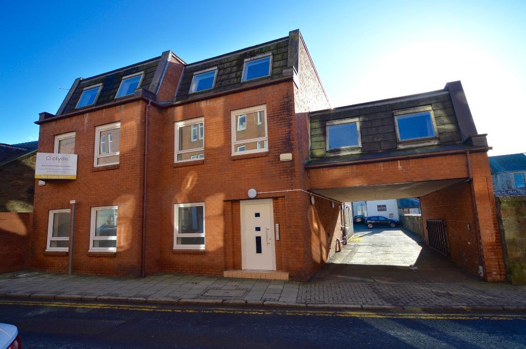 2 Bedrooms Ground Flat for sale in Dalblair Road, Ayr, Ayrshire, KA7 1UQ
