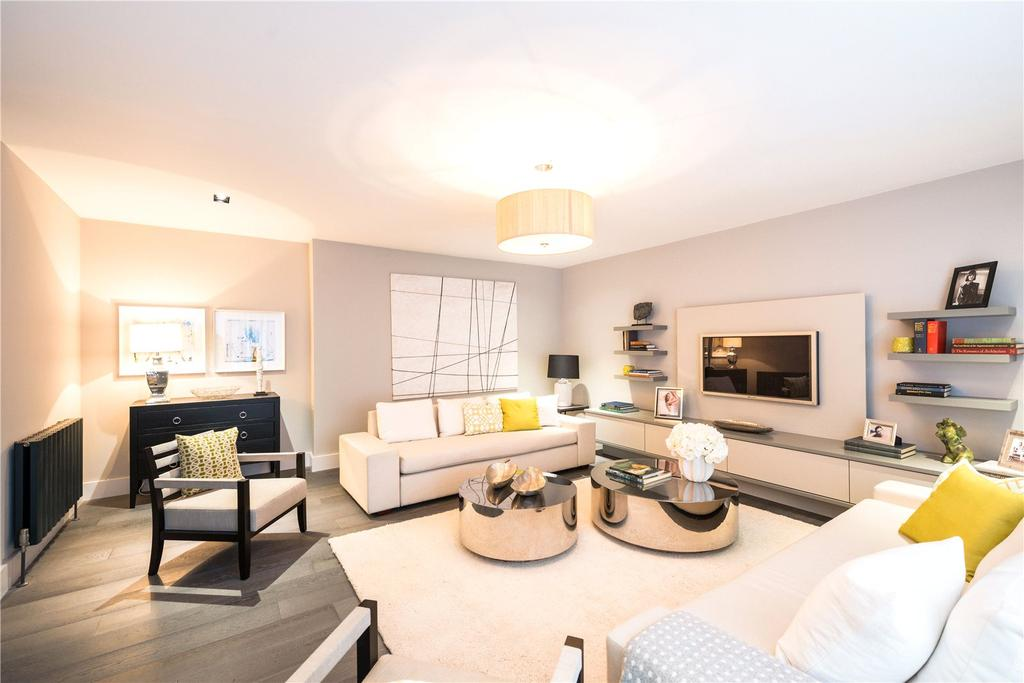 4 Bedrooms End Of Terrace House for sale in Chester Close North, Regent's Park, London, NW1