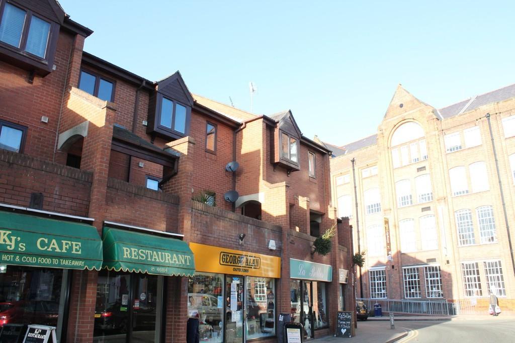 1 Bedroom Apartment Flat for sale in Adam Eve Street, Market Harborough