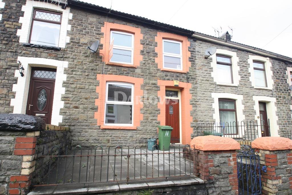 3 Bedrooms Terraced House for sale in Greenmeadow Terrace, Penrhiwfer