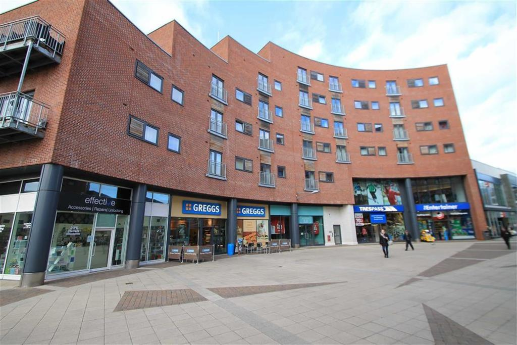 1 Bedroom Flat for sale in Meadow Court, Wrexham, Wrexham