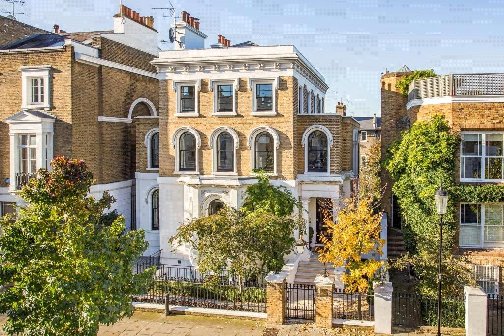 6 Bedrooms Detached House for sale in Clarendon Road, Notting Hill, Holland Park, London, W11
