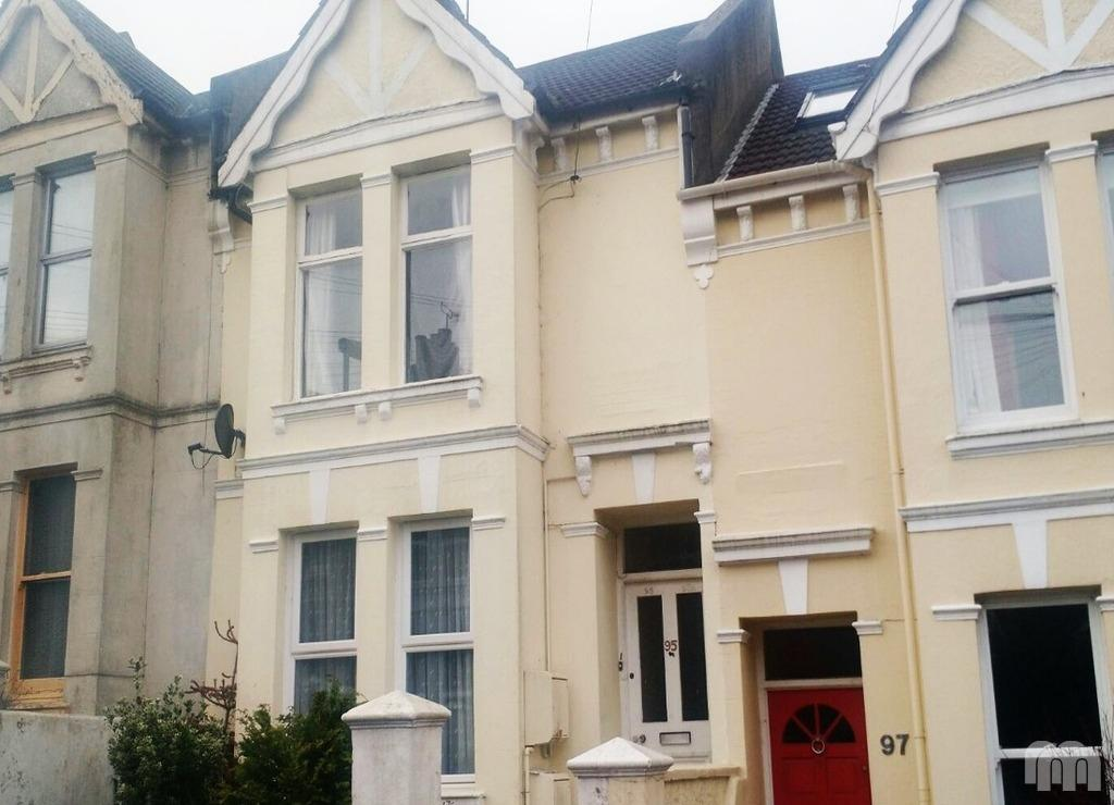 1 Bedroom Flat for sale in Brading Road Brighton East Sussex BN2