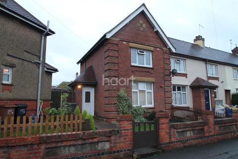 2 bedroom end of terrace house to rent - Raeburn Road