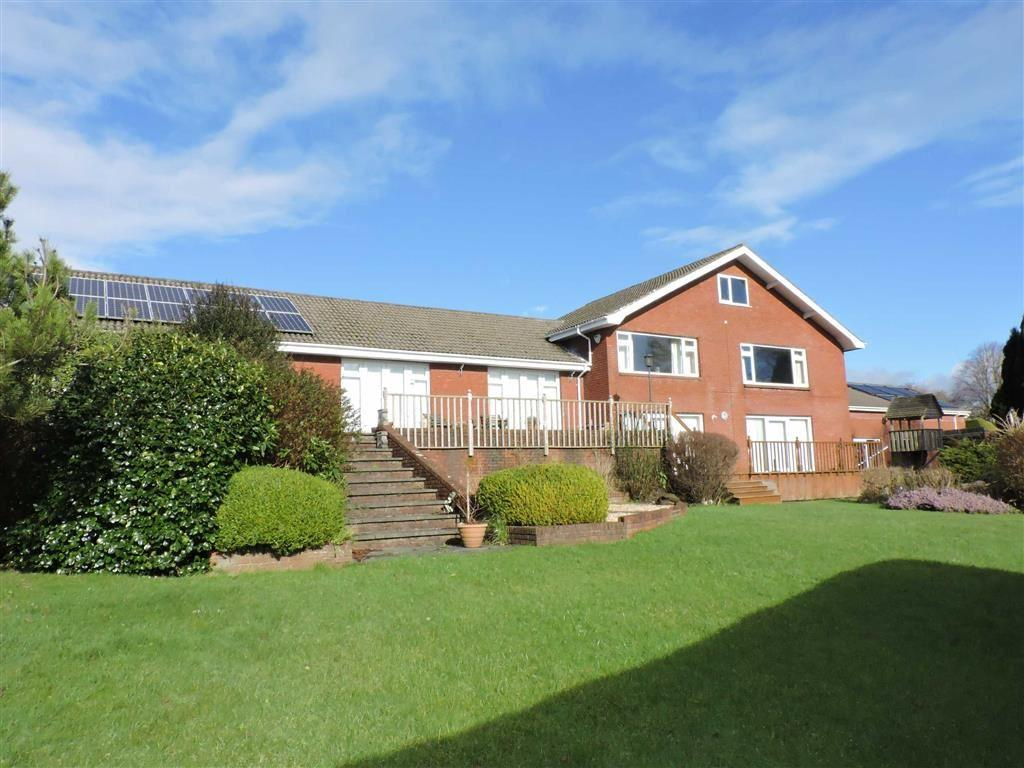 4 Bedrooms Detached House for sale in Meadow Rise, Sketty, Derwen Fawr