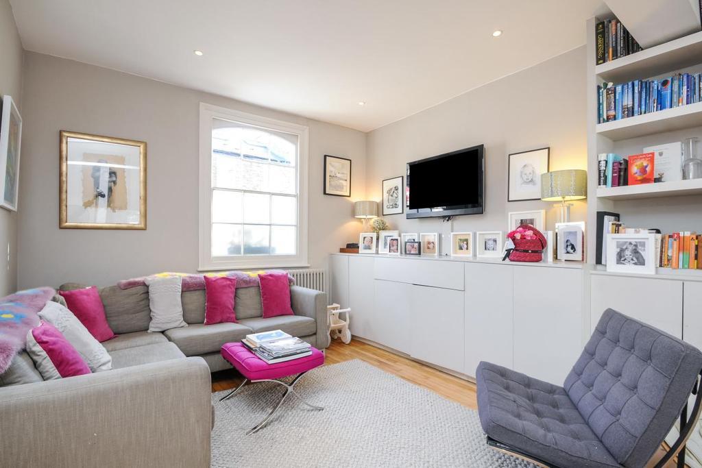 4 Bedrooms Terraced House for sale in Cardross Street, Brackenbury Village, W6