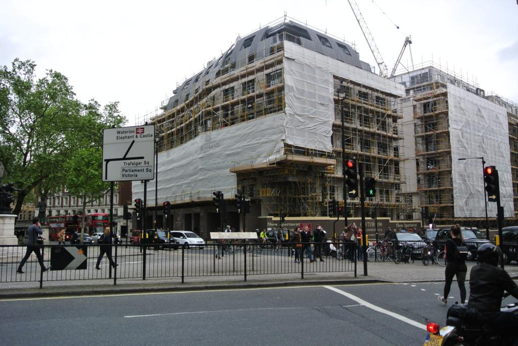2 Bedrooms Flat for sale in Strand, Covent Garden, London, WC2R