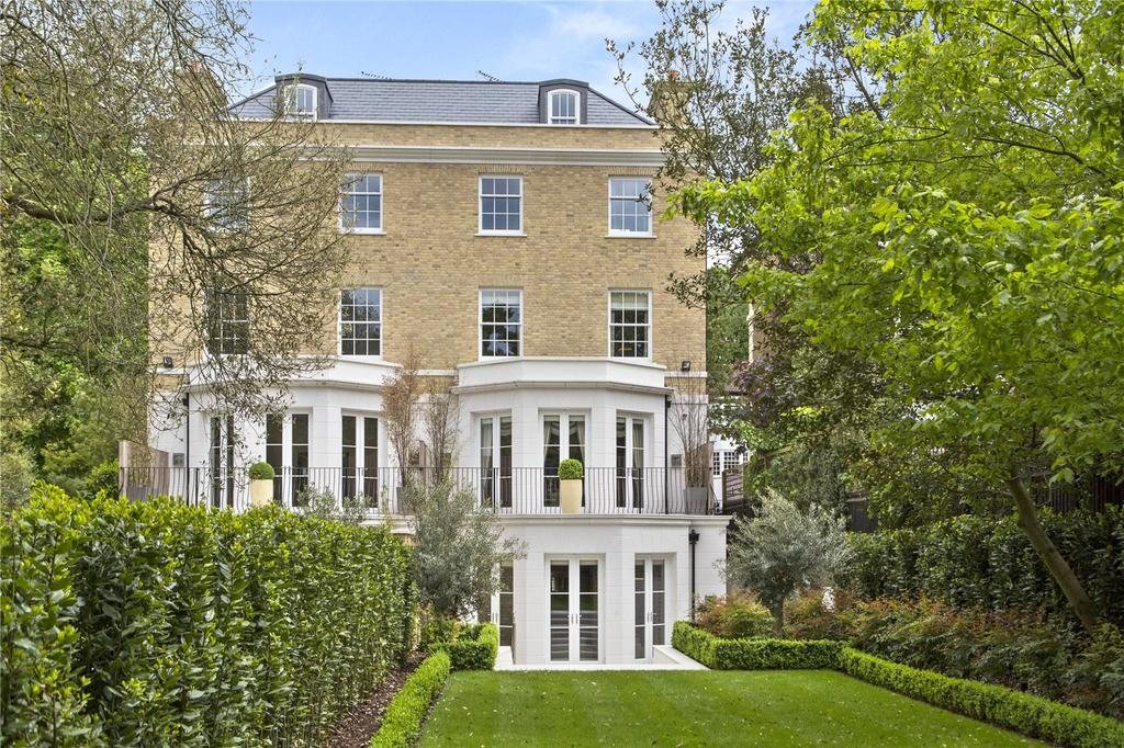 6 Bedrooms Semi Detached House for sale in The Grove, Highgate Village, London, N6