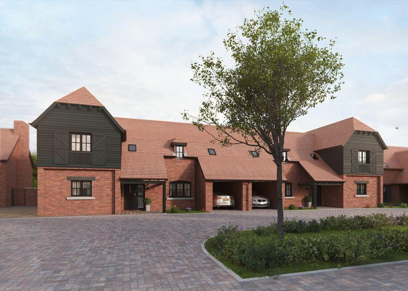 4 Bedrooms Semi Detached House for sale in Meadow Court, East Challow