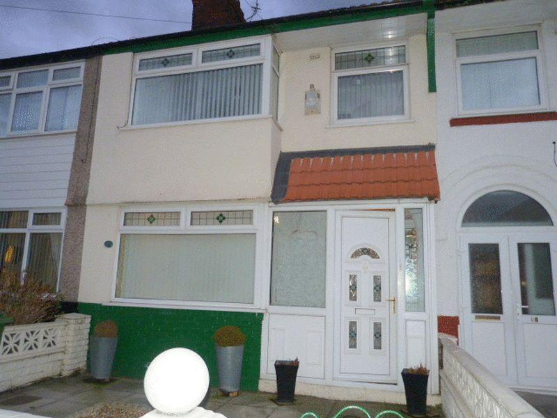3 Bedrooms Semi Detached House for rent in Brimstage Road, Liverpool