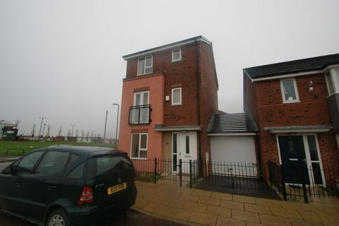 4 bedroom townhouse to rent - Dorothy Drive, Liverpool, L7 1PW
