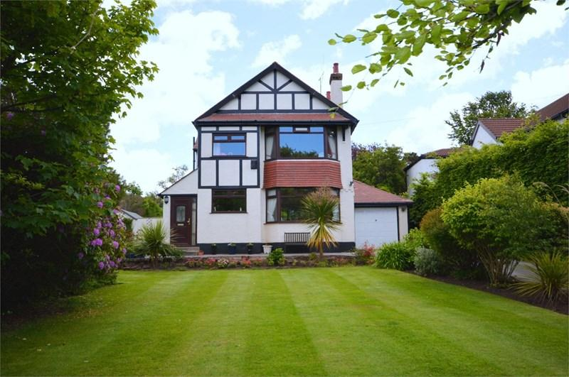 4 Bedrooms Detached House for sale in Caldy Road, West Kirby