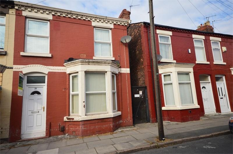 3 Bedrooms Terraced House for sale in Cretan Road, Wavertree
