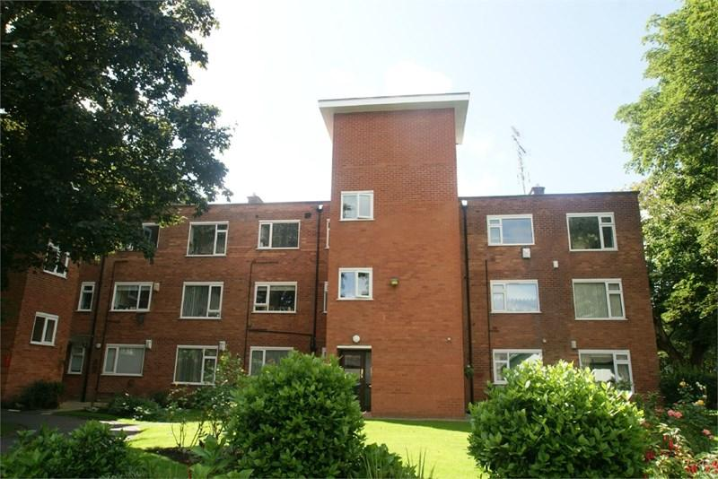 2 Bedrooms Apartment Flat for sale in Cromptons Court, Calderstones