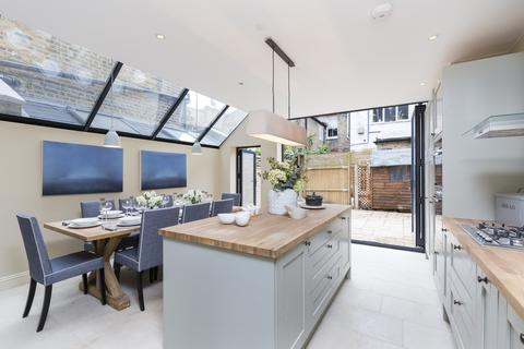 4 bedroom house for sale - Woodlawn Road, London, SW6