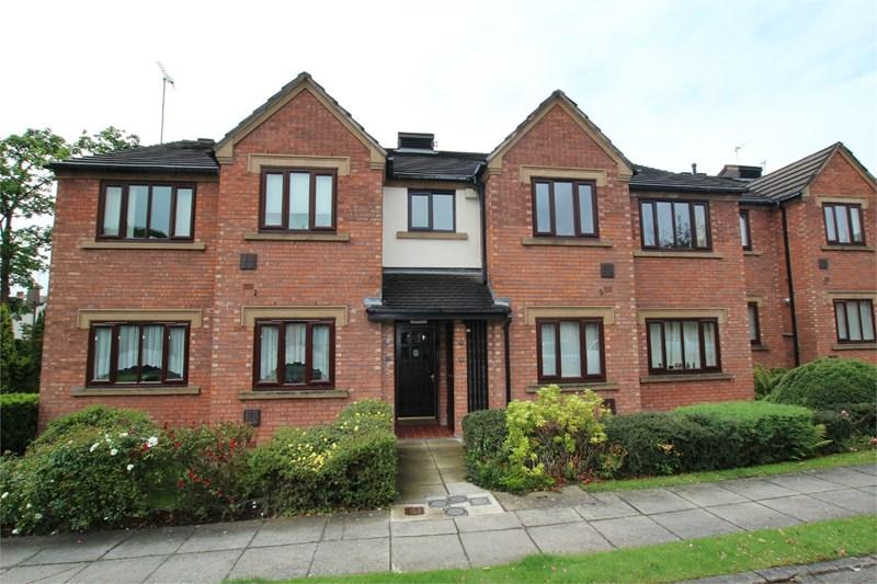 2 Bedrooms Apartment Flat for sale in Smallwood Mews, Heswall