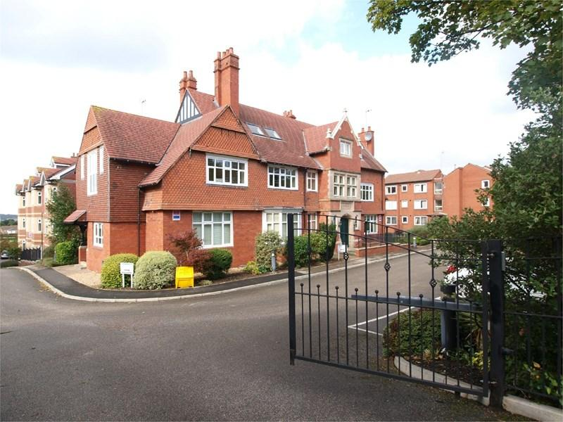 2 Bedrooms Apartment Flat for sale in The Pavilions, Talbot Road, Oxton
