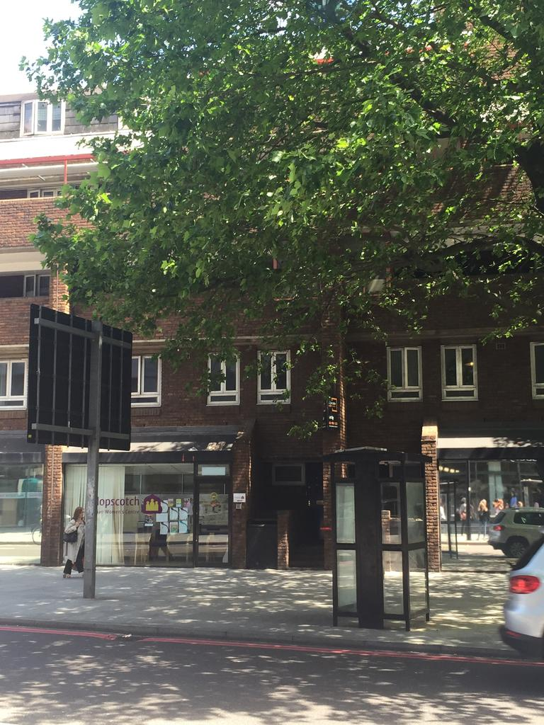 3 Bedrooms Apartment Flat for sale in Hampstead road, London, London Nw1