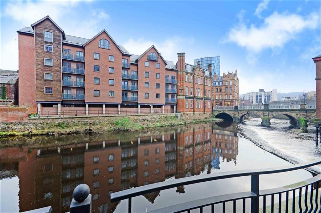2 Bedrooms Duplex Flat for sale in Apartment 40, City Wharf, Nursery Street, Sheffield, S3