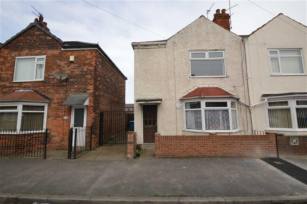 3 Bedrooms Semi Detached House for sale in Rensburg Street, Hull, HU9