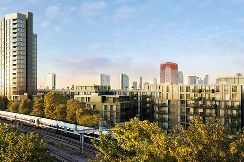 3 bedroom flat for sale - 12 Cobalt Tower, Arklow Road, London, SE8
