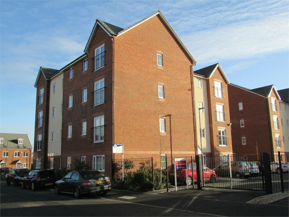 2 Bedrooms Flat for sale in Cunningham Court, ST HELENS, Merseyside